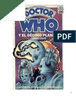 Doctor Who - Y El Decimo Planeta