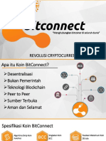 BitConnect Coin Indonesian