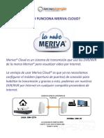 NT - Meriva - Como Funciona Meriva Cloud