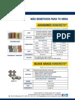 Prefabricados Unicon