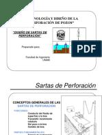 Diseño Tuberías de Perforación