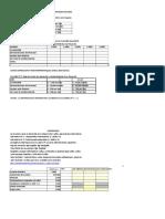 Costos Del Proyecto CASO 2013