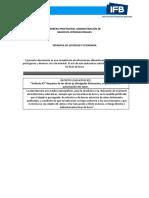 Separata Sociedad y Economia - 2011-2
