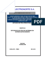 Estudios Electricos - Flujo y Corto Circuito Rev. C