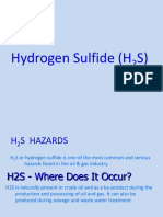 Hydrogen Sulphide Hazards.pptx
