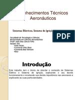 Conhecimentos Técnicos e Aeronaves