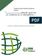 Manual de herramientas de auditoria social