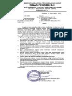 Surat Pemberitahuan LKS SMK 2017 Di Cirebon