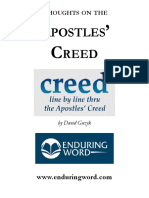 Creed PDF Guzik