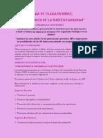 Ficha de Trabajo Sobre Los Indicadores de La Sustentabilidad