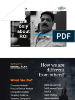 L4RG - Digital Marketing Presentation