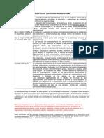 Definiciones de Psicología Organizacional