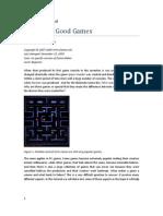 GM Tutorial - Designing Games