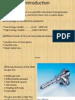 Presentation on Ion Gun