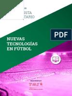 Especialista Universitario en Nuevas Tecnologías en Fútbol