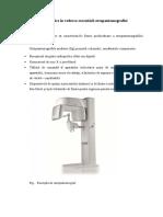 Etape Practice În Vederea Executării Ortopantomografiei