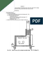 Furnace Untuk Pabrik Deterjen