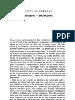 Bastide, Sociologia y Psicoanalisis