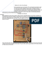 Layout PCB High Speed Circuits