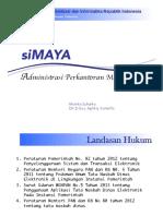 Slide Simaya