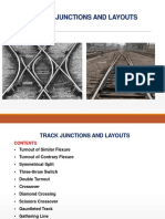 Railway Engineering-9b - Track Junctions and Track Layout