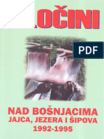 Memorijalizacija zločina nad Bošnjacima Jajca, Jezera i Šipova