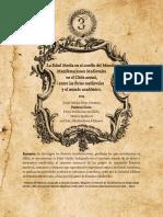 3 - El Ambiente Medieval en El Chile Actual 52 a 70