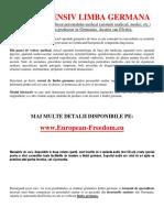 Curs Germana Asistenti Medicali, Medici - Terminologie Medicala