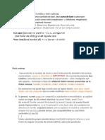 Reguli gramatica