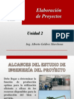 Elaboración de Proyectos - Unidad 2