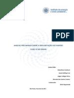 Análise Preliminar Sobre a Implantação Do Padrão Euro Vi No Brasil