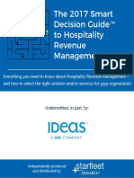 The 2017 Smart Decision Guide to Hospitality Revenue Management - IDeaS