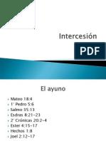 Lección N°3 - Intercesión - Intercesión - Parte 2
