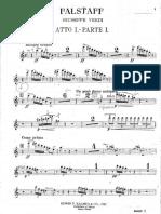 G. Verdi - Falstaff
