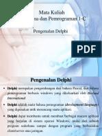 Modul 1 Pengenalan Delphi