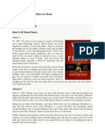 Question No 3 – Style Sheet of a Book