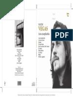 """Nacho Vegas """"Actos inexplicables"""" Arte final"""