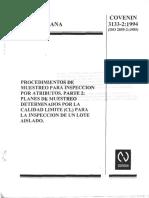 COVENIN 3133-2-94.pdf