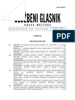 Sluzbeni Glasnik Grada Mostara Broj 14_2017