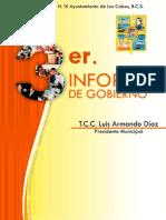 LAD - 3er Informe Los Cabos