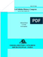 Odisha History Congress Journal 2014