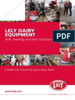 Lely Dairy Equipment En