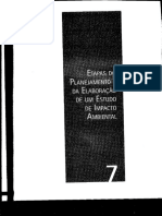 Capítulo 7 - Etapas do Planejamento e da Elaboração de um Estudo de Impacto Ambiental .pdf