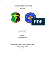 Case Report Internship