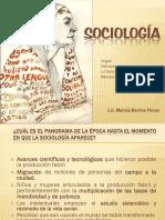 Sociologia Origen