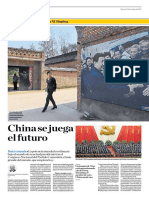 China Se Juega El Futuro