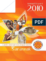 Land and Survey Department Annual Report 2010