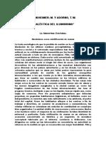 HORKHEIMER Y ADORNO - Dialectica Del Iluminismo