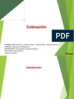 Proyecto Cubicacion CAD