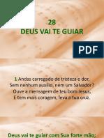28 - Deus Vai Te Guiar.ppsx